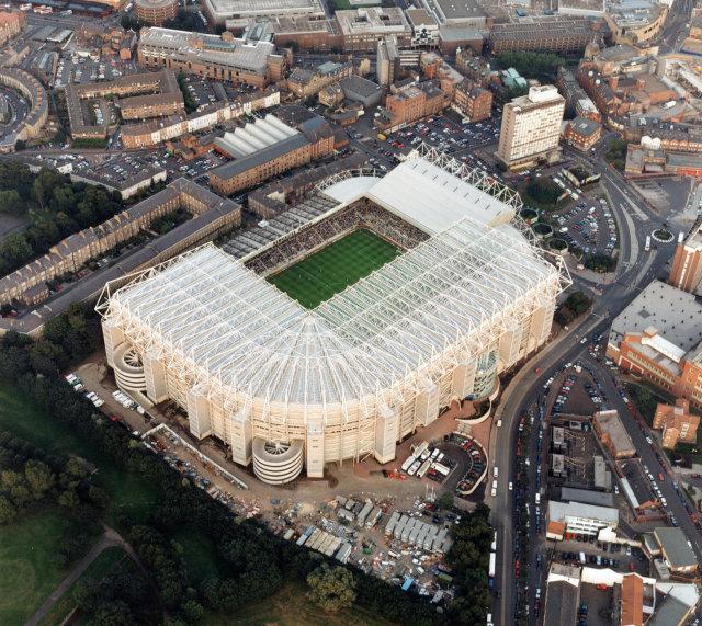 St James Park - Newcastle