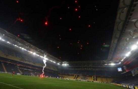 Nebo iznad stadiona