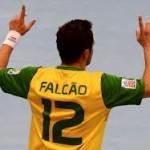 Falkao futsal