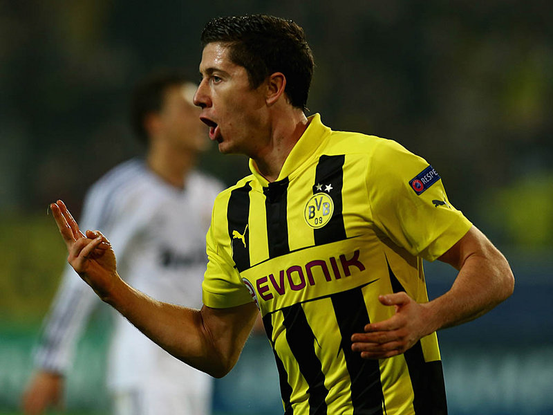 Levandovski postiže drugi gol