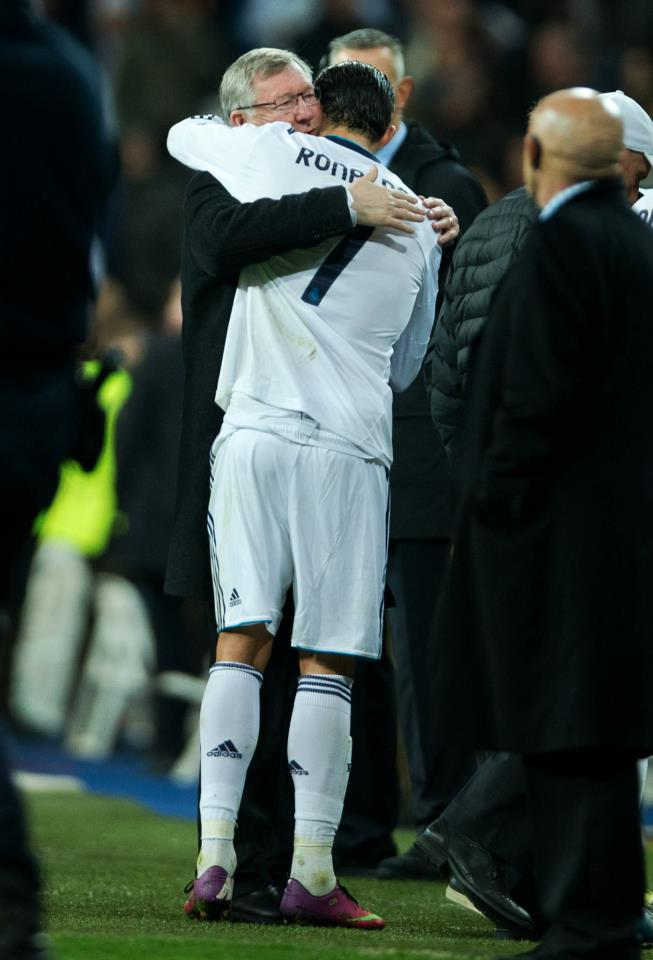 Sa Ronaldom