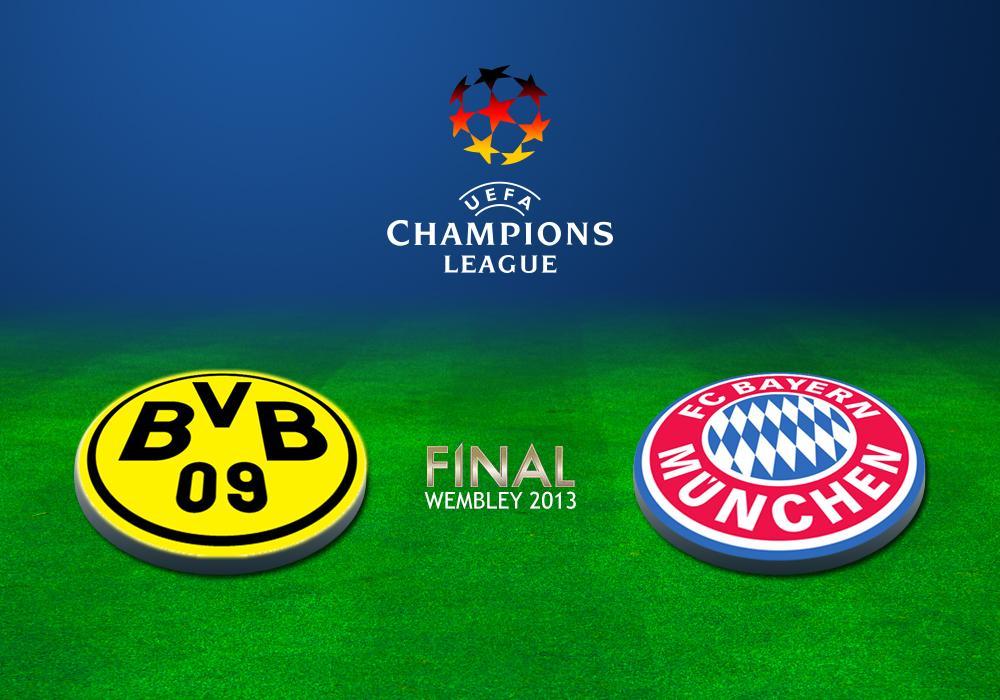 Bajern Minhen - Borusija Dortmund