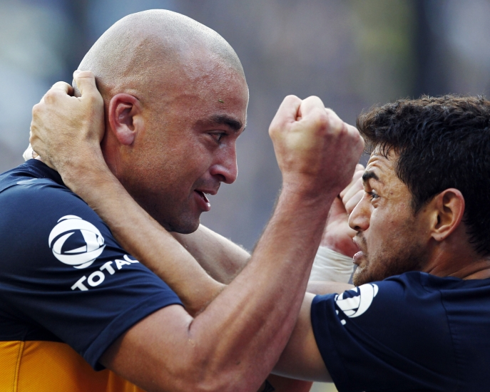 Boca Juniors je izjednačila golom Silve