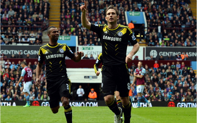 Lampard - Najbolji strelac Čelzija ikada