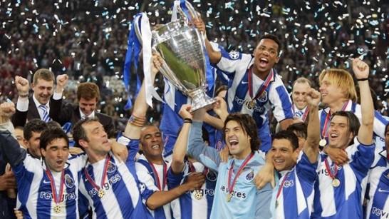 Porto osvajač Lige Šampiona 2003-2004