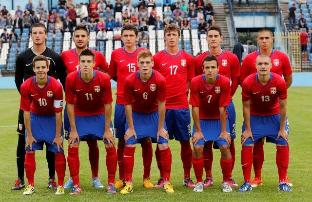 Reprezentacija Srbije U20