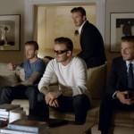 Dejvid Bekam u reklami Sky Sports-a