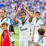 Raul Gonzales se oprostio od fudbala
