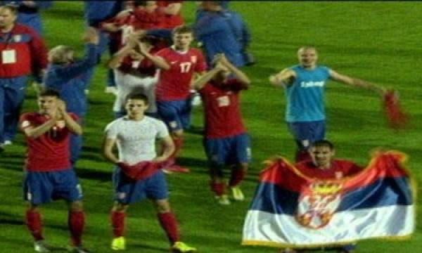 Reprezentacija Srbije prvak Evrope