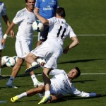 Ronaldo uklizao Bejlu