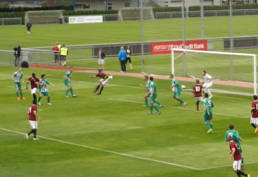 David Hovorka postigao gol zadnjicom