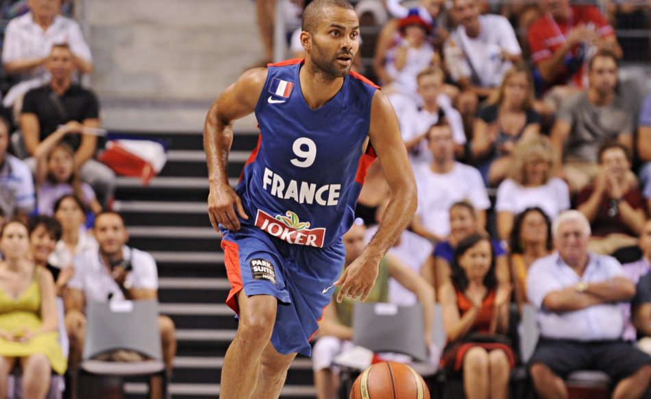 Eurobasket Toni Parker