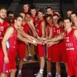 Evropsko prvenstvo u Sloveniji - Srbija