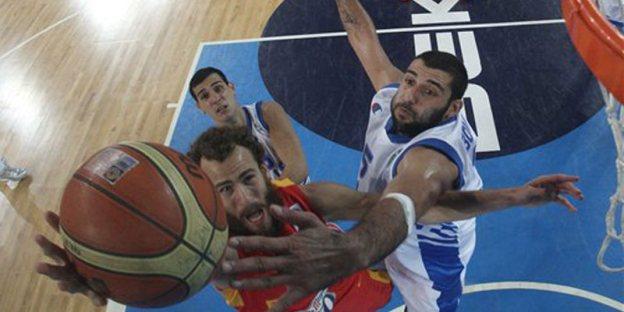 Eurobasket - Grcka pobedila Spaniju