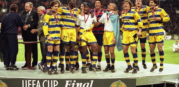 Parma osvajac Kupa UEFA