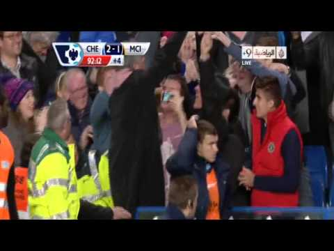 Kako je Murinjo proslavio gol Toresa