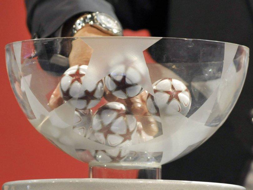 Žreb osmine finala Lige šampiona