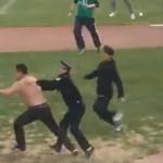 Tuča huligana u kini