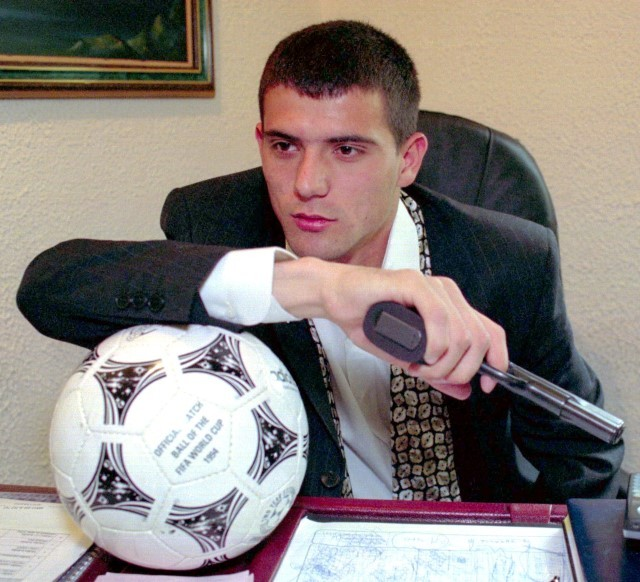 """Dejan """"gangster"""" Stanković"""