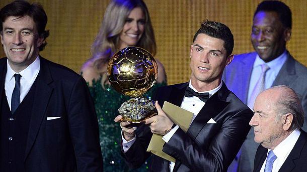 Kristijano Ronaldo konačno dobio zlatnu loptu