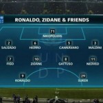 Ponovo zajedno na terenu Zidan, Ronaldo, Maldini...