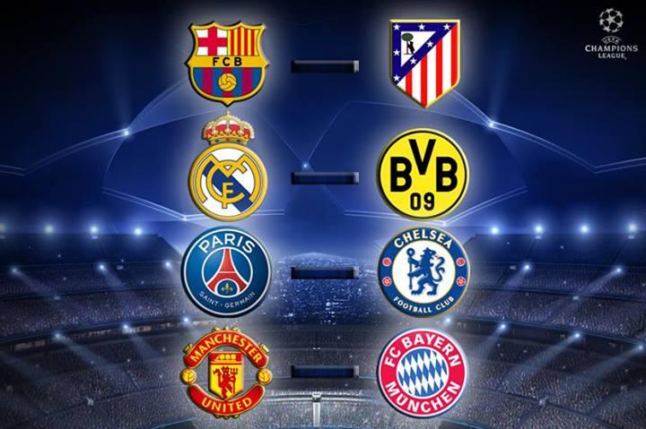Četvrtfinale Lige šampiona