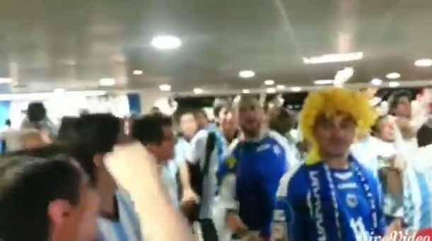 Bosanci se malo zezali sa Argentincima