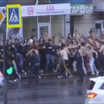 Brutalna tuca huligana u Ukrajini