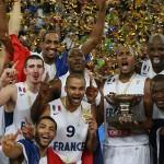 Eurobasket - Francuska prvak Evrope u kosarci