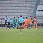 Ružna slika sa utakmice u Kuvajtu