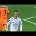 Ronaldo škorpionom sprečio bruku Reala